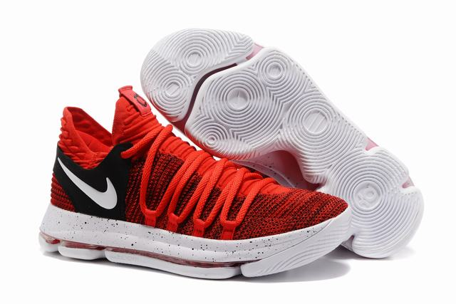 Nike KD 10 Shoes University Red