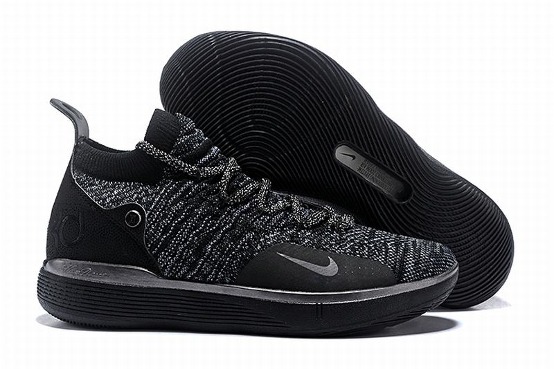 Nike KD 11 Black Gray Twilight