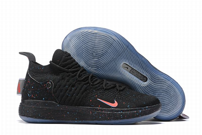 Nike KD 11 Black Red Blue