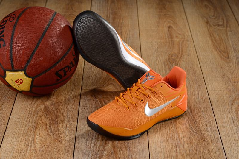 Nike Kobe 11 AD Shoes Orange