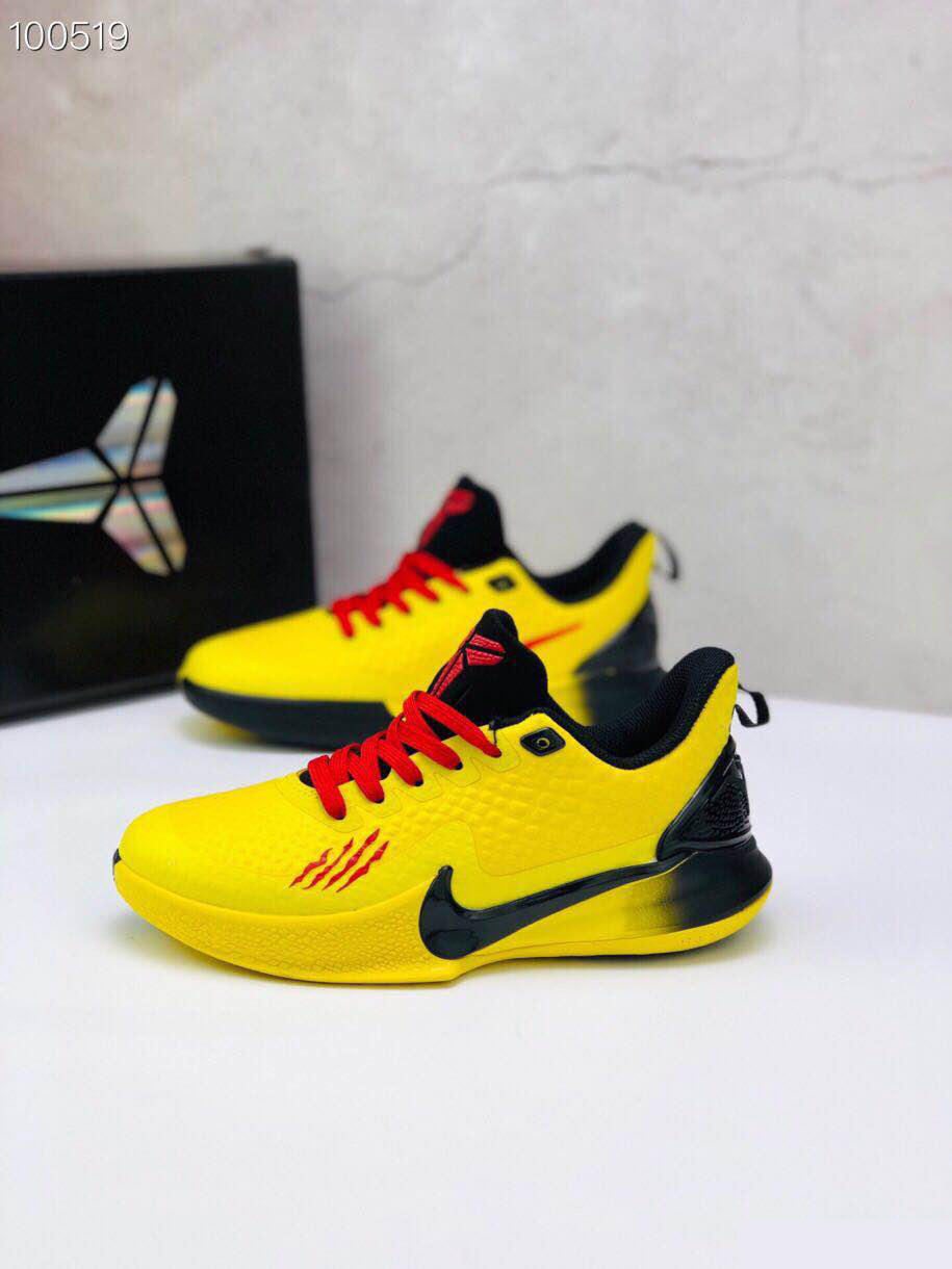 Nike Kobe Mamba Focus 5 Kid Shoes Bruce Lee