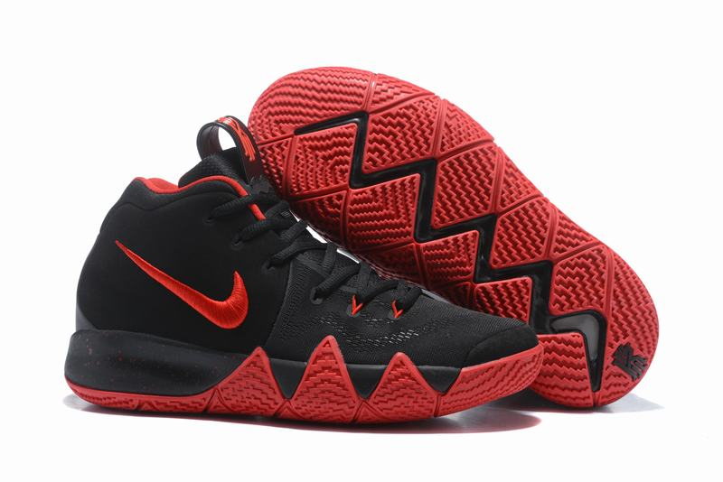 Nike Kyire 4 Black Red