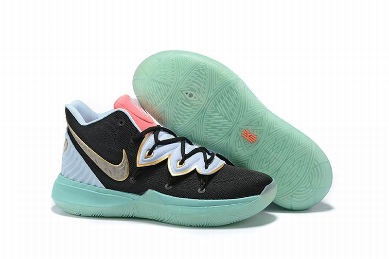 Nike Kyire 5 Black Light Blue