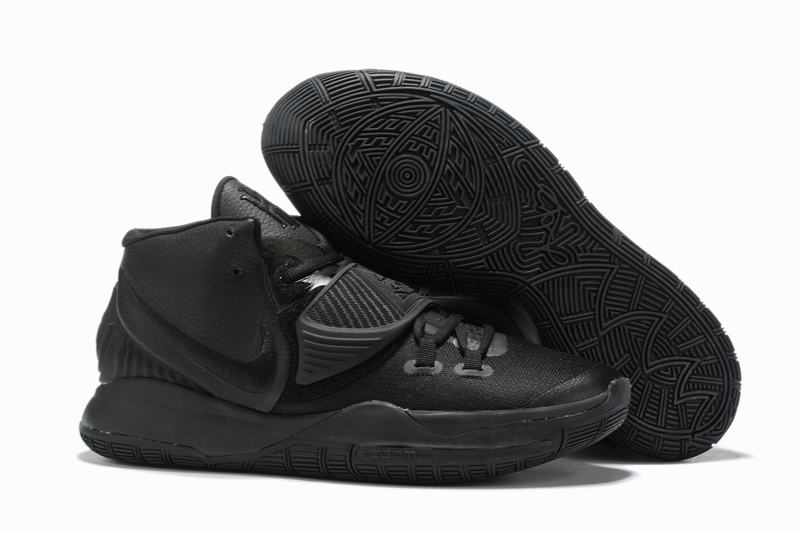 Nike Kyrie 6 Men Shoes All Black
