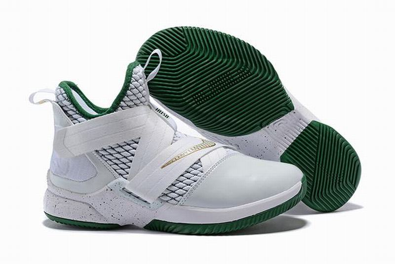Nike Lebron James Soldier 12 Shoes Limited Edition SVSM