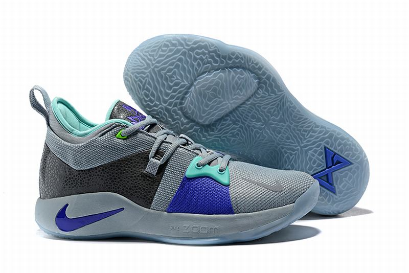 Nike PG 2 Gray Purple