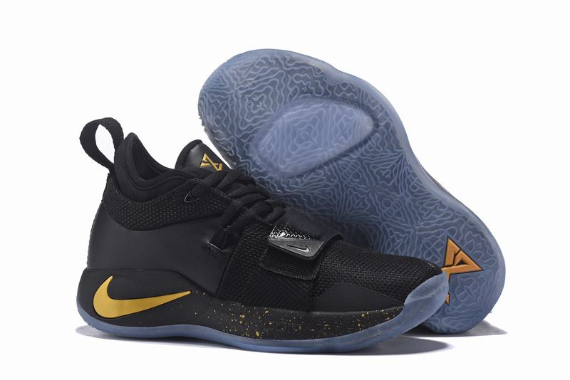 Nike PG 2.5 Black Gold