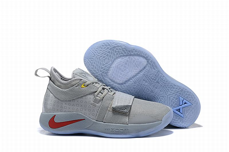 Nike PG 2.5 Gray Lighting