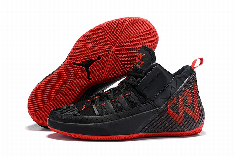 Westbrook 1.5 Shoes Black Red