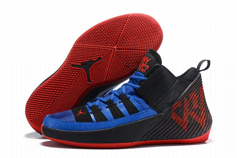 Westbrook 1.5 Shoes Blue Black Red