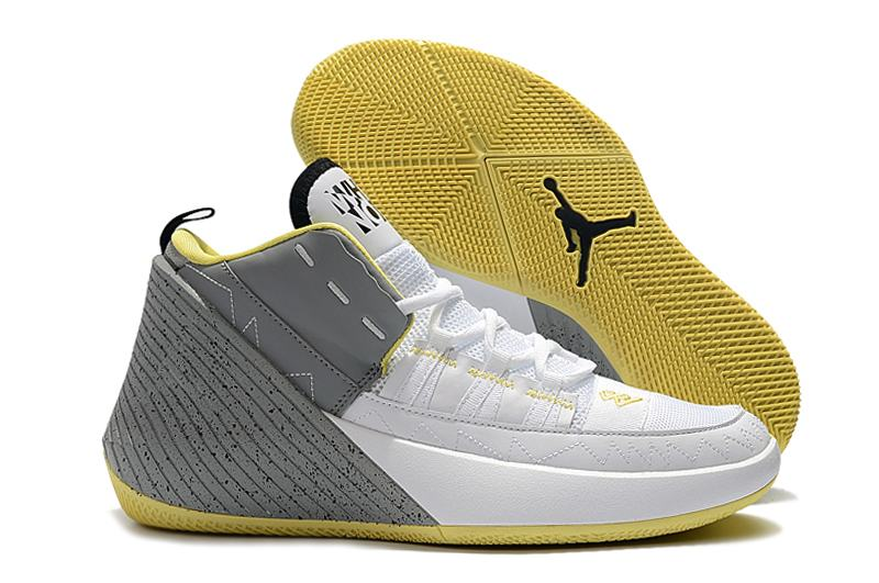 Westbrook 1.5 Shoes White Grey Yellow
