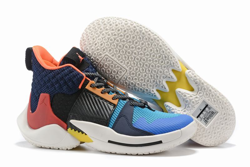 Westbrook 2 Shoes Thunder