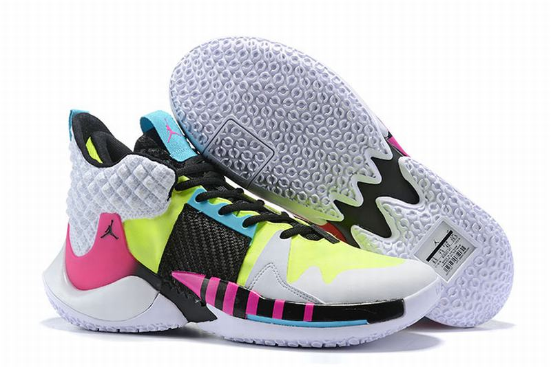 Westbrook 2 Shoes White Cherry