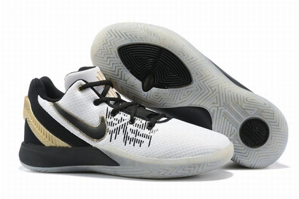 Nike Kyire 2 White Black Gold
